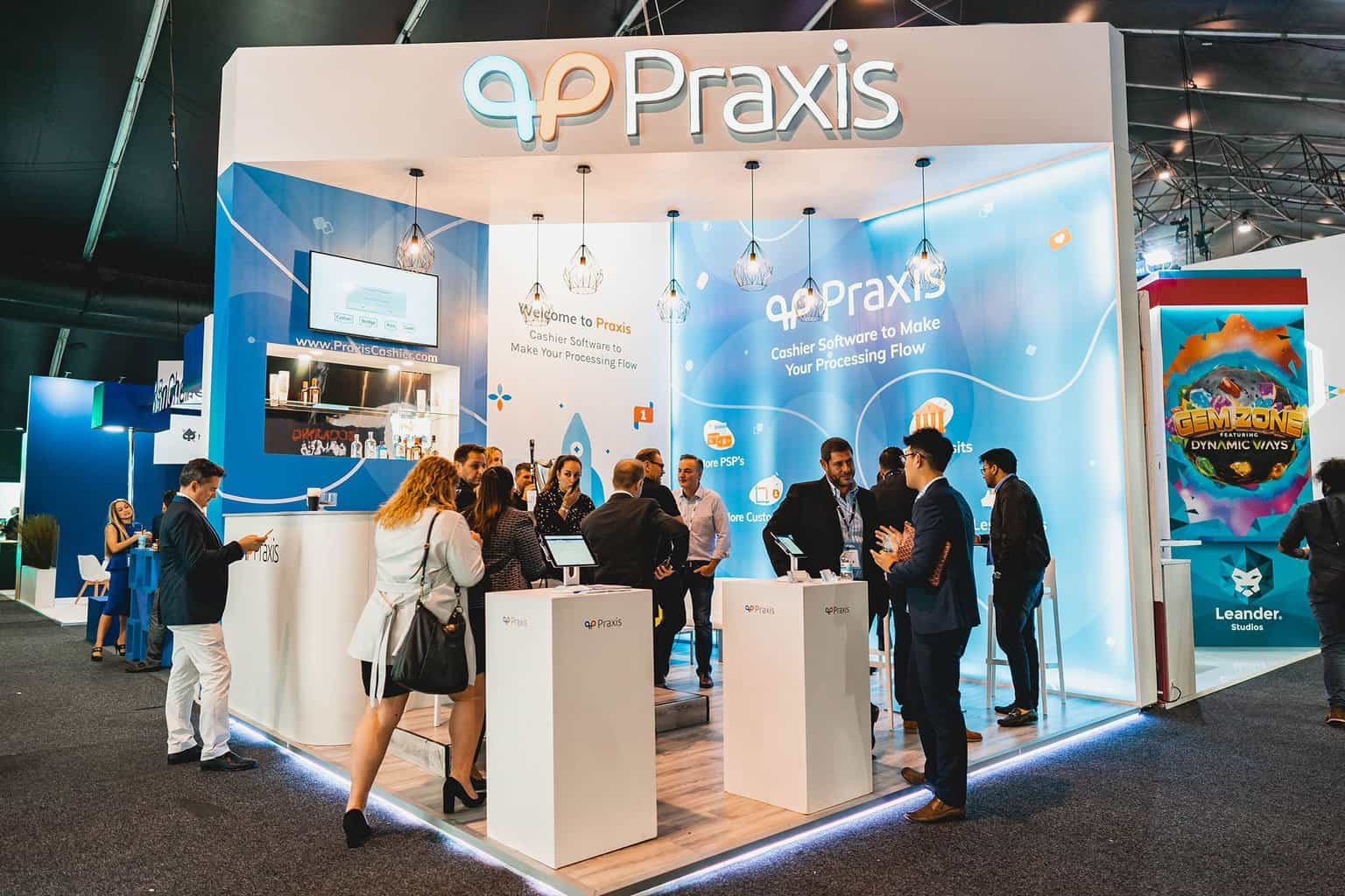 SiGMA iGaming expo 2019 Praxis