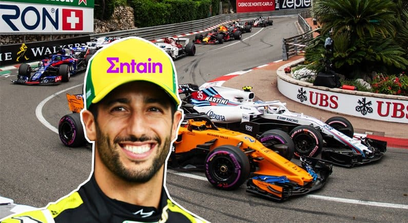Entain partners with McLaren in time for Monaco Grand prix