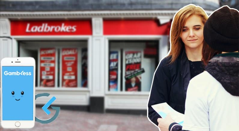 Gambless launches 'Play it safe' initiative following reopening of betting shops in the UK