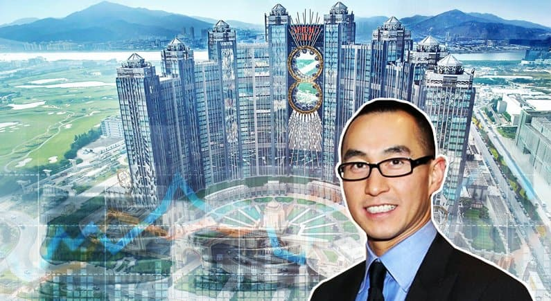 US$10 million in shares granted to Lawrence Ho, Chairman and CEO of Melco Resorts