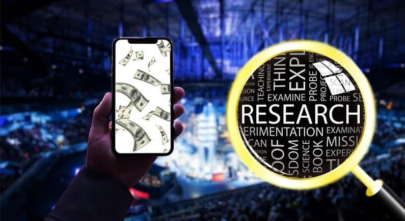How to do your research in Esports betting
