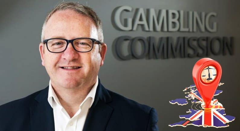 UK Gambling Comission's Neil McArthur steps down from CEO role