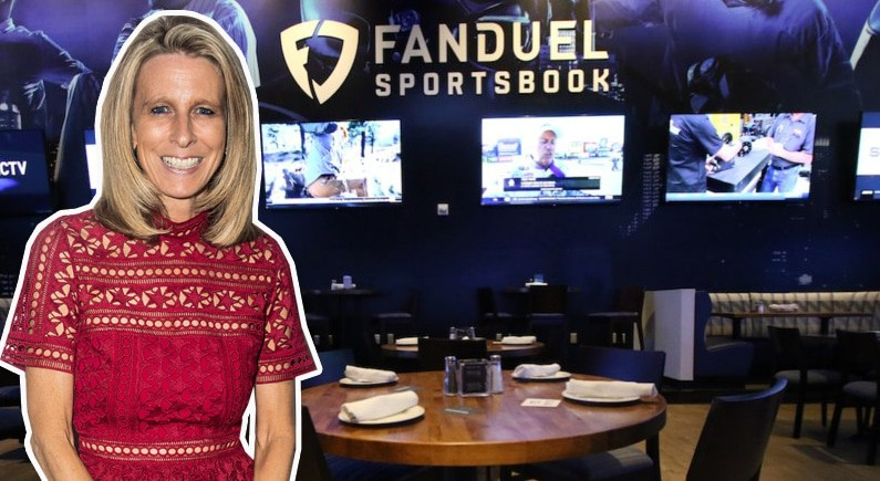 Flutter confirms Amy Howe as newly appointed FanDuel CEO