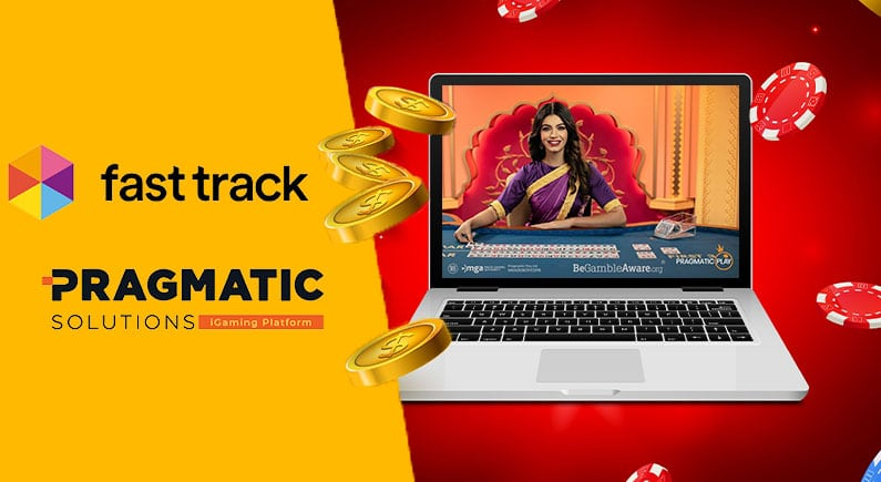 pr banner palasino selects fast track crm as player engagement partner